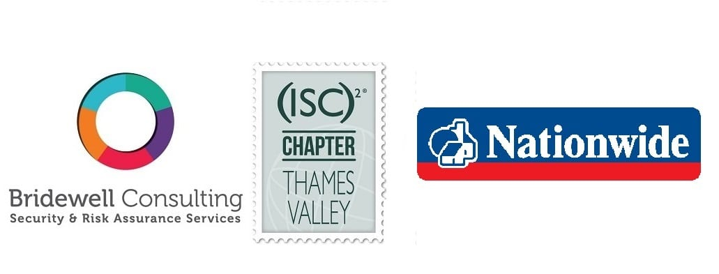 (ISC)2 Thames Valley Chapter Meeting – 9th February 2017