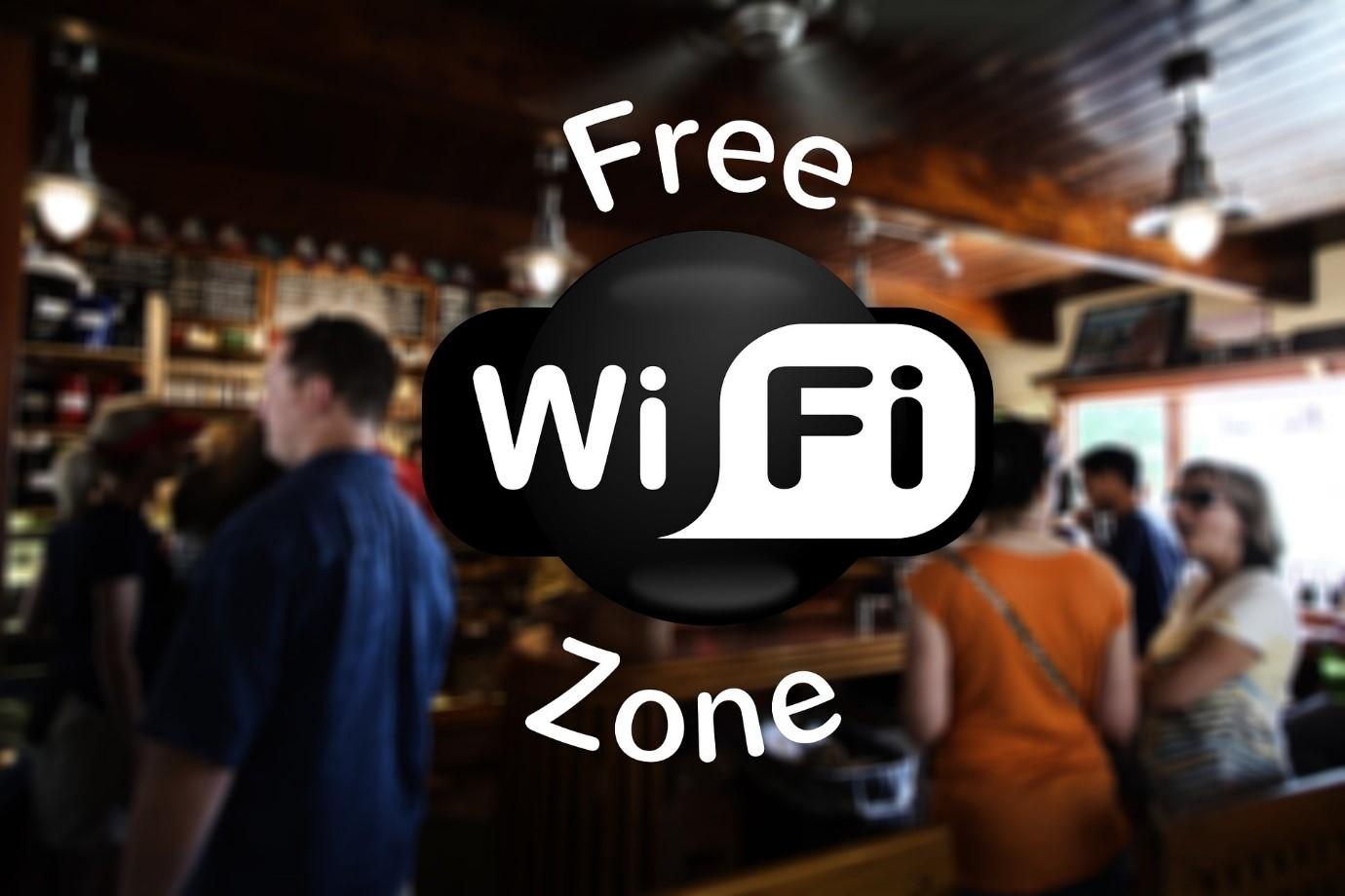 Free Wi-Fi Here