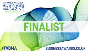 Thames Valley Business Magazine Awards 2019 FINALIST
