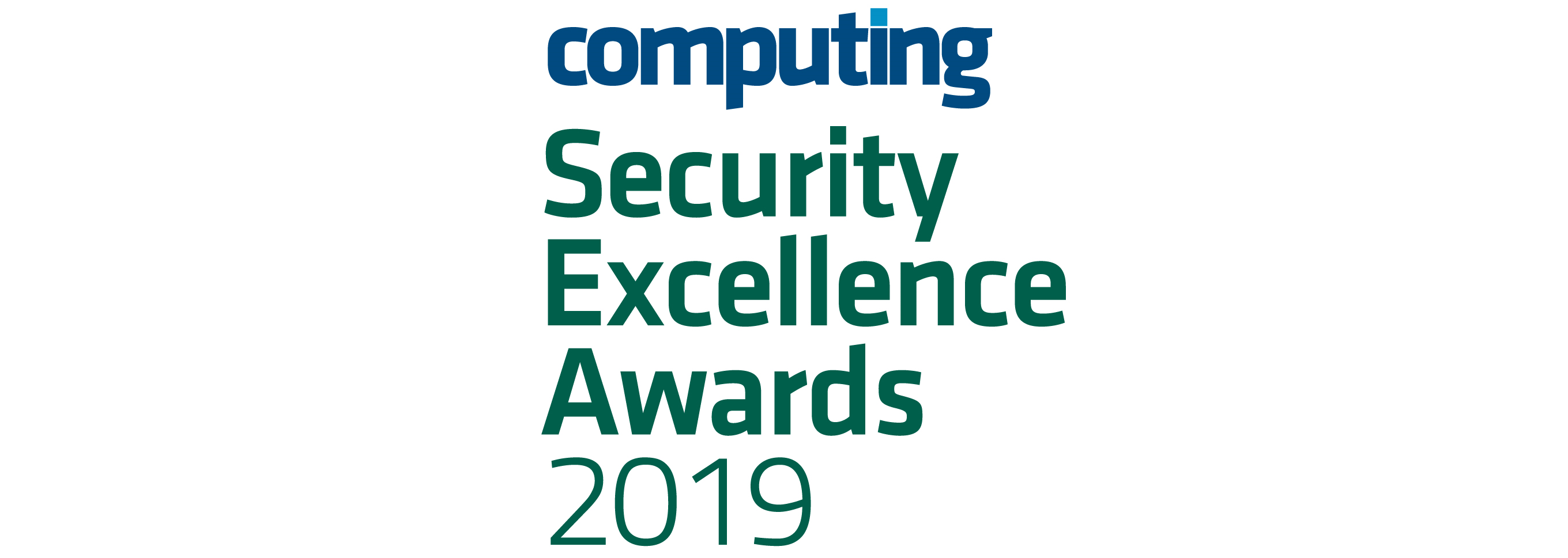 Computing Security Excellence Awards 2019 Shortlist