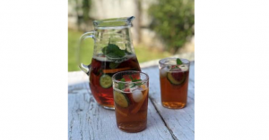 PIMS o'clock anyone?