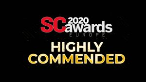 Bridewell Consulting 'Highly Commended' in SC Awards Europe 2020