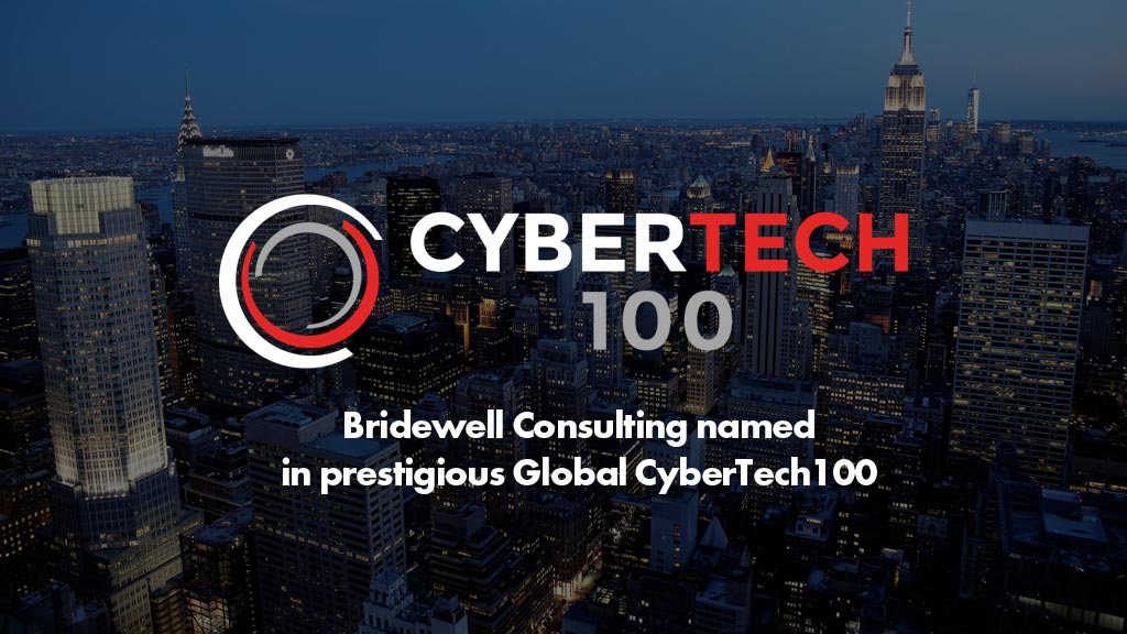 Bridewell Consulting named in prestigious Global CyberTech100