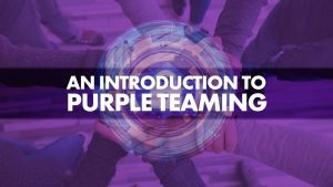 An introduction to Purple Teaming