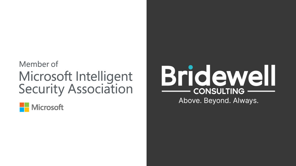 Bridewell Consulting joins Microsoft Intelligent Security Association